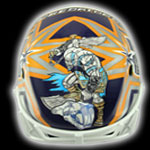 EYECANDYAIR PRO Goalie Mask and Helmet Painting news and media