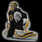 Tim Thomas 2008 Beware of Bear mage goalie mask wallpaper